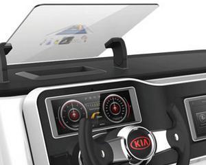 CES 2014: Kia prezinta cele mai inovatoare sisteme de infotainment