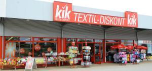 Nemtii de la Kik Textilien au deschis primul magazin in Bucuresti