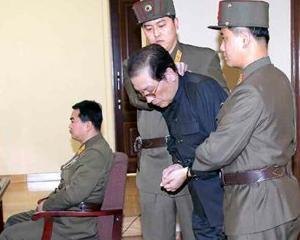 Unchiul lui Kim Jong-un, executat in Coreea de Nord