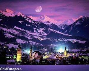 Schi in Austria (7): Kitzbuhel - Kirchberg
