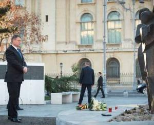 Toti suntem responsabili ca Romania sa devina societatea pentru care oamenii au murit in decembrie 1989