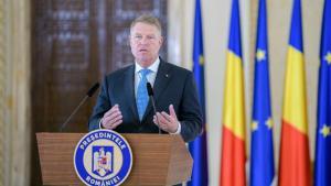 Klaus Iohannis: Sansele ajungerii la alegeri anticipate sunt de 50 la 50