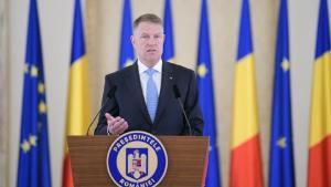 Klaus Iohannis: Starea de urgenta se prelungeste cu inca o luna