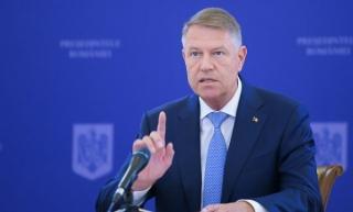 Klaus Iohannis, despre criza sanitara din Romania: E o catastrofa, avem peste 330 de decese intr-o singura zi
