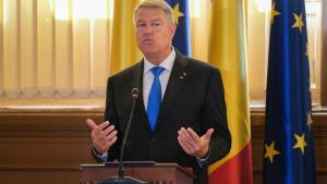 Astazi incepe campania electorala pentru prezidentiale. Klaus Iohannis, primul la start