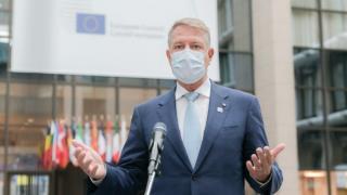 Klaus Iohannis, la Consiliul European: Romania e dispusa accepte tinte climatice mai ambitioase, dar nu neconditionat