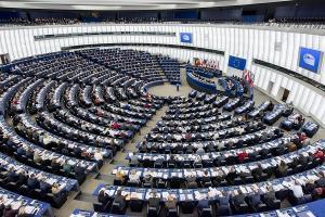 """Klaus Iohannis, in fata Parlamentului European: """"Europa este Romania, Romania este Europa!"""""""