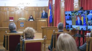 Presedintele Klaus Iohannis cere corectarea Legilor Justitiei