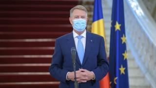 Klaus Iohannis cheama romanii la urne: In ziua votului, riscul de infectare e redus la minim