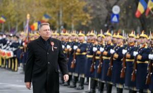 Discursul lui Iohannis despre Mica Unire, huiduit si aplaudat: PSD vrea sa blocheze toate reformele din Parlament