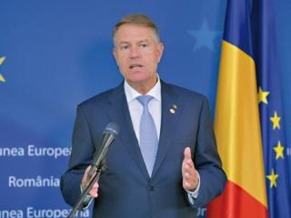 Presedintele Klaus Iohannis primeste in Germania premiul Otto cel Mare