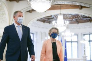 Klaus Iohannis, in ziua adoptarii PNRR: Impreuna cu acest Guvern, am reusit, iata, sa avem acest Plan aprobat