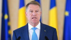 Klaus Iohannis: Toate promisiunile PSD au ramas pe hartie. Nu s-au construit nici spitale, nici autostrazi