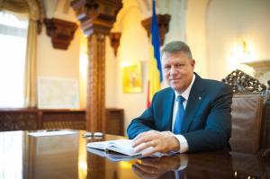 Klaus Iohannis: Voi face tot ce pot pentru ca democratia si statul de drept din Romania sa nu fie afectate