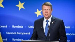 Klaus Iohannis: Vreau sa raman presedintele Romaniei, nu al Consiliului European