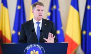 Klaus Iohannis: Cresterea salariului minim este o necesitate, la fel ca rectificarea bugetara