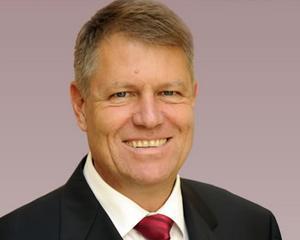 Klaus Iohannis, noul ministru de interne