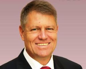 Klaus Iohannis si-a dat demisia din functia de prim-vicepresedinte al PNL