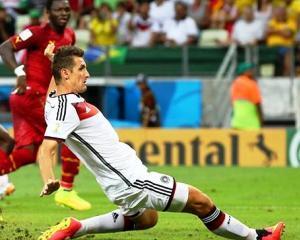 Brazilia 2014: Miroslav Klose l-a egalat pe brazilianul Ronaldo