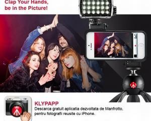 Klypapp, noua aplicatie foto-video pentru iPhone