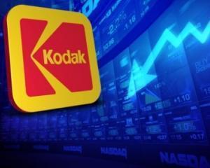 Compania Kodak ar putea sa iasa din faliment