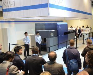 Konica Minolta estimeaza vanzari de 3,5 milioane de euro dupa Ipex 2014
