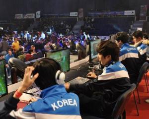 Coreea de Sud, castigatoarea Campionatului Mondial de Sport Electronic