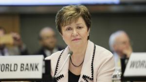 Noul sef al FMI recomanda Guvernelor lumii sa faca investitii, pentru a fi pregatite de vremuri grele