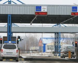La frontiera cu Ucraina au fost impuse restrictii pentru a preveni gripa porcina