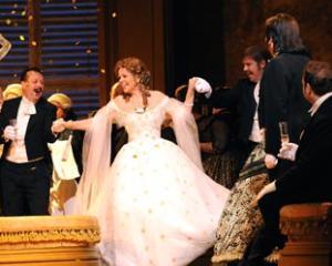 La Traviata revine la Opera Nationala Bucuresti