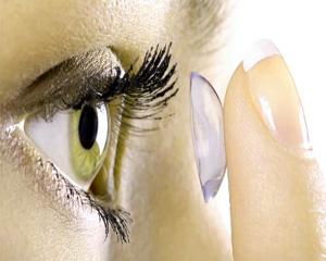 Glucoza, lacrimi, lentile de contact si Google Lab