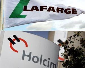 Lafarge si Holcim ar putea fuziona. Noua companie ar avea o valoare de 30 miliarde euro