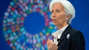 Parlamentul European a dat unda verde pentru numirea lui Christine Lagarde la sefia Bancii Centrale Europene