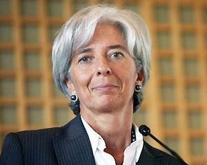 Mi-a scris sefa FMI, Christine Lagarde!