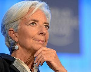 Directorul FMI vine in Romania pentru a negocia o noua intelegere