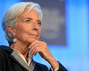 Christine Lagarde avertizeaza bancile centrale: Nu opriti tiparnitele acum!