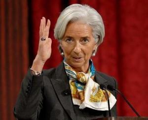Christine Lagarde si-a pastrat fotoliul de director al FMI