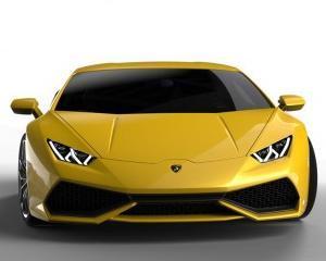 1.500 de comenzi pentru Lamborghini Huracan