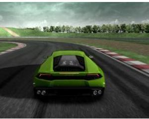Lamborghini a lansat un simulator auto online pentru modelul Huracan