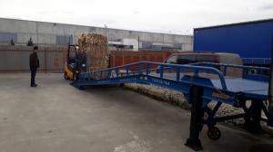 Peste 1.500 de tone de lana s-au strans in baza Programului de sprijin pentru comercializarea lanii