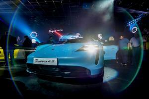 Porsche Taycan a fost oficial lansat in Romania