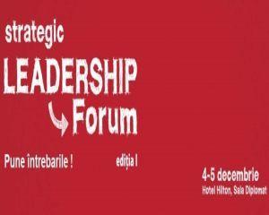 Redefinirea leadership-ului la Strategic Leadership Forum