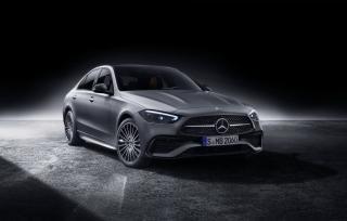Legendarul Mercedes-Benz Clasa C primeste o noua generatie: motorizari electrificate si mai multa tehnologie