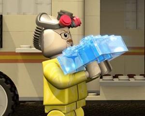 Poveste imperiului din piese Lego reciclate
