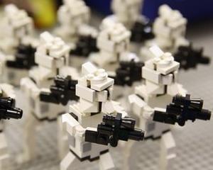 Lego este al doilea cel mai mare producator de jucarii din lume