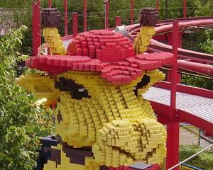 Proprietarul Legoland se alatura bursei