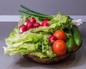 Fructele si legumele din pietele din Romania sunt verificate de MADR