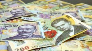 Doua zile de minime pentru moneda nationala in raport cu euro