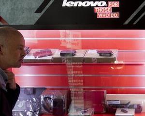 Profitul Lenovo a crescut cu 23%