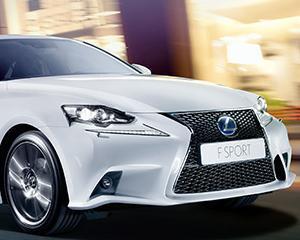 Lexus, prima marca premium care ofera Wi-Fi in echiparea standard